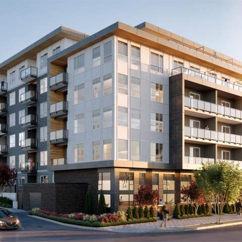 Ventura New Condo In Abbotsford Street View