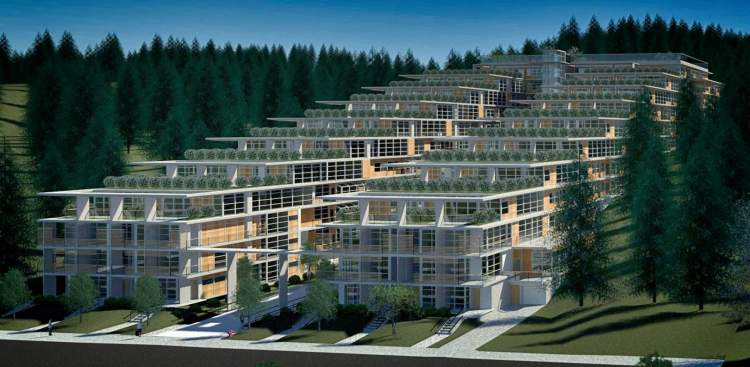 3000 Henry in Port Moody presale condos
