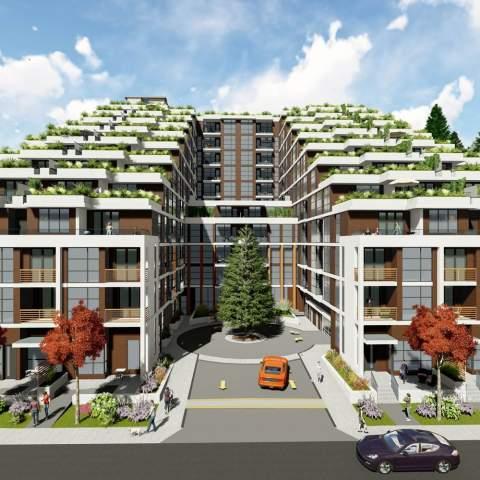 Rendering Of 3000 Henry Development In Port Moody