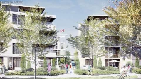 Esquimalt Town Square South BC Presale Condo