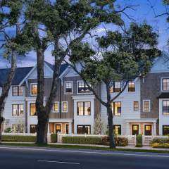 Avery Lane Townhomes in Victoria BC Canada