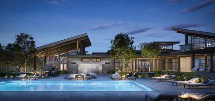 Boardwalk Club with swimming pool in Tsawwassen