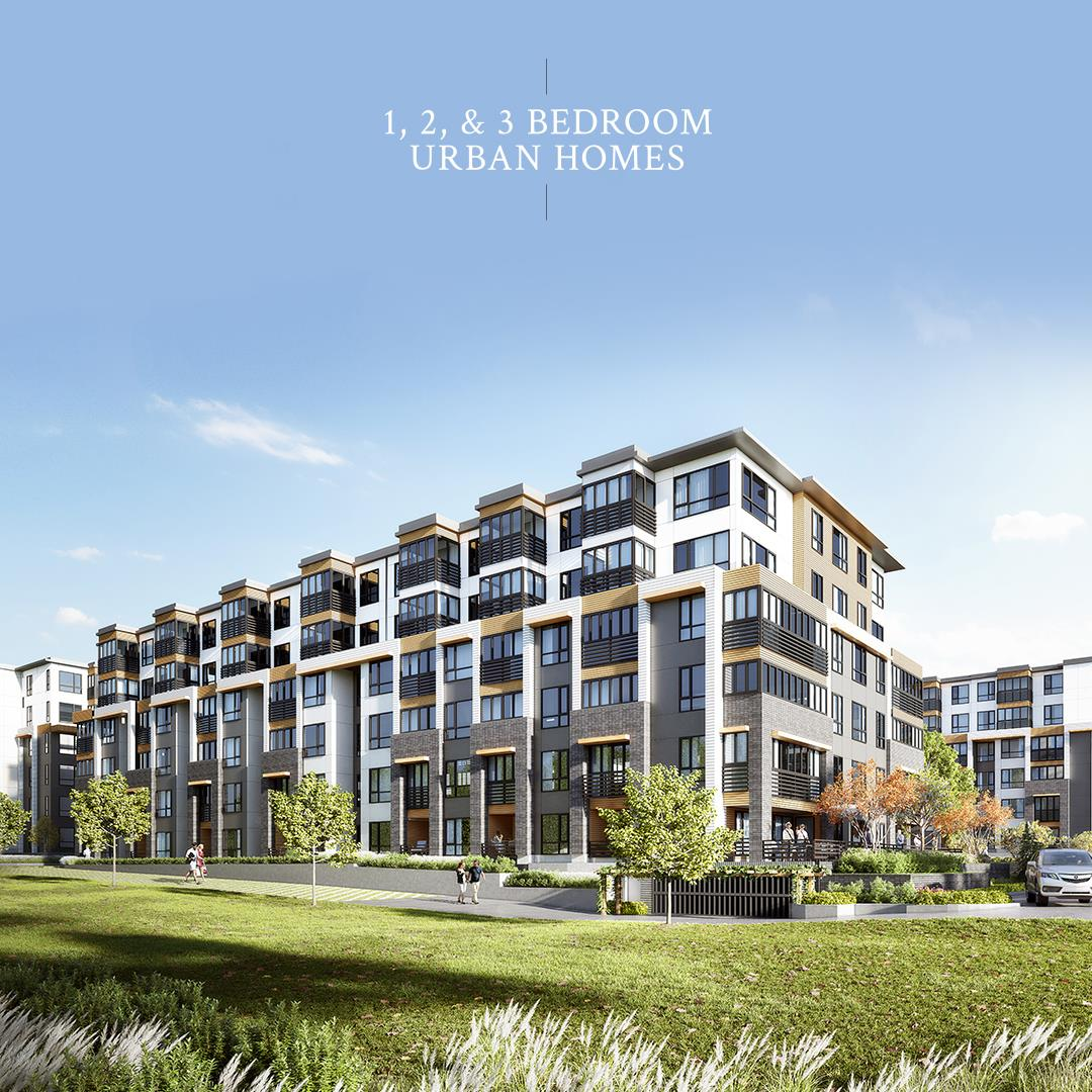The News Urban Homes New Condo Building In Surrey