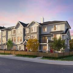 Cyrus Sunset Hill Townhouses