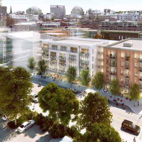Photo Of 515 Chatham Development In Victoria