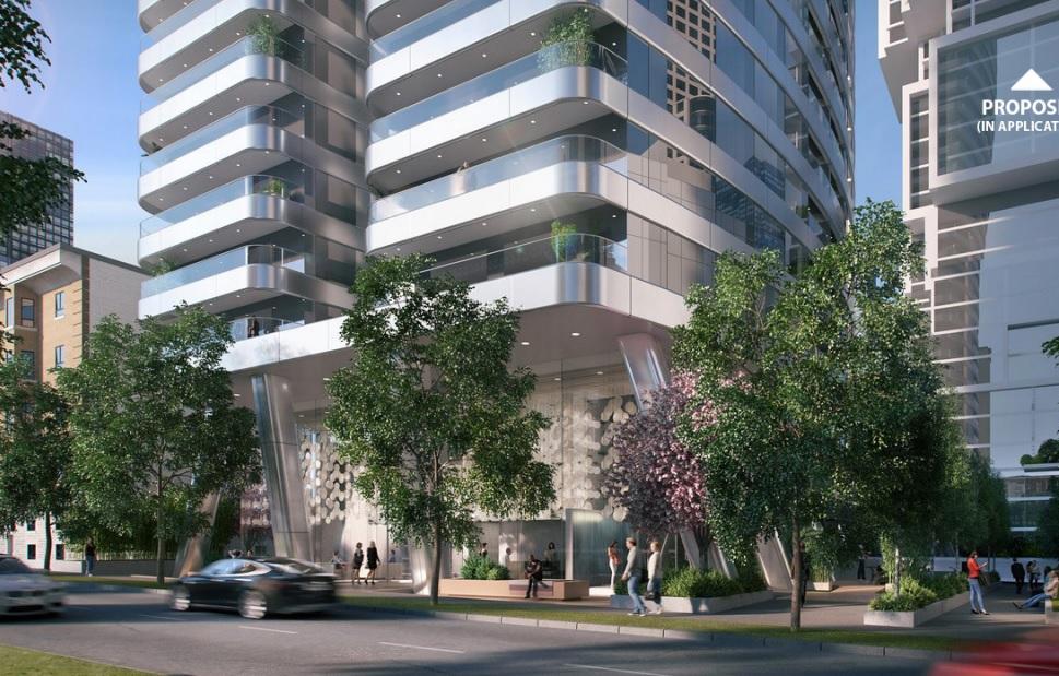 West End Vancouver New Condos Passive House Building