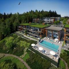 Eagleview Heights New Condo development with infinity-edge swimming pool
