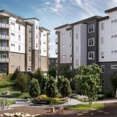 Green Square Vert Lower Mission Kelowna New Condos Presale