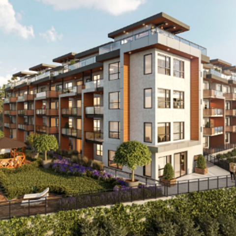 New Abbotsford Condos