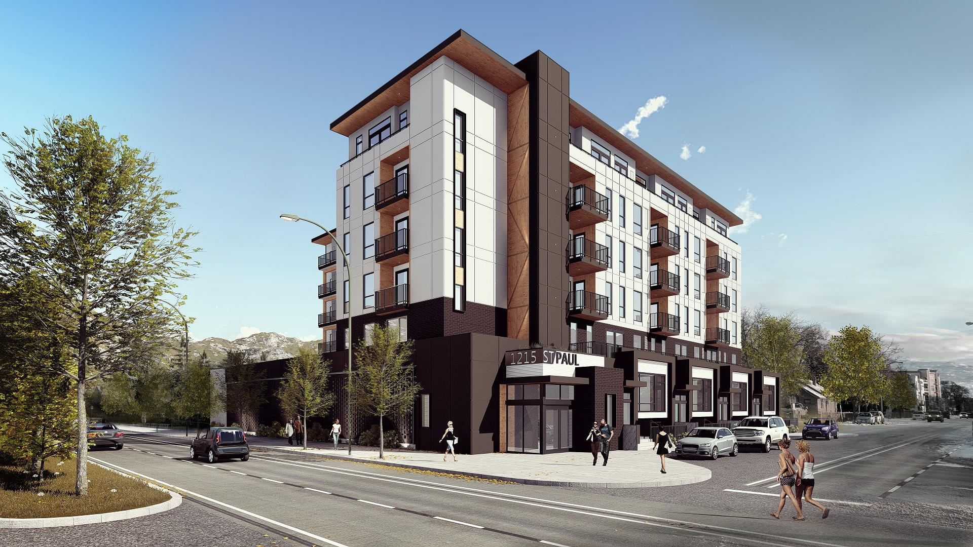 St.Paul Kelowna New Condos Presale