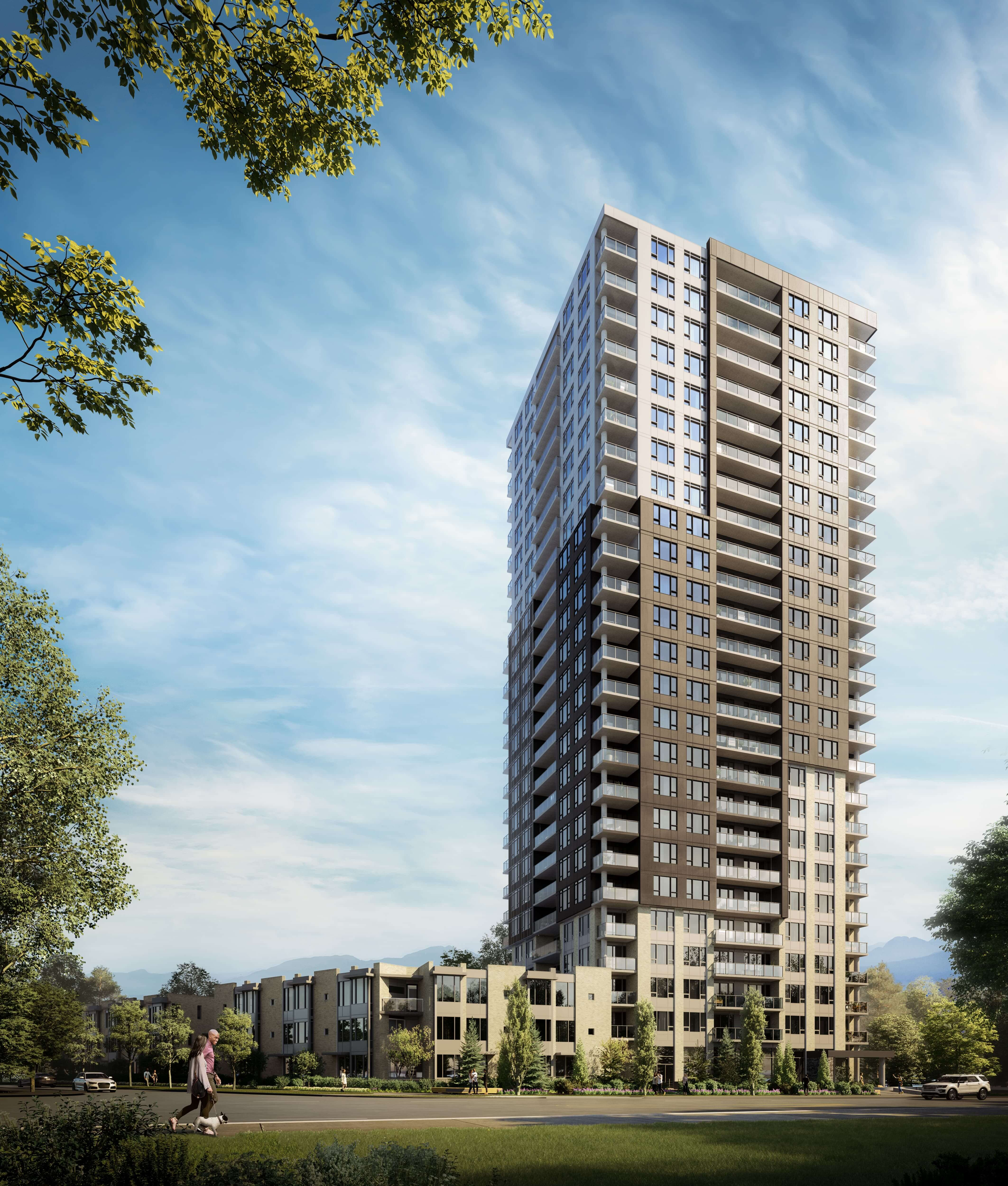 The Holland Surrey City Centre Presale New Condos Townhomes