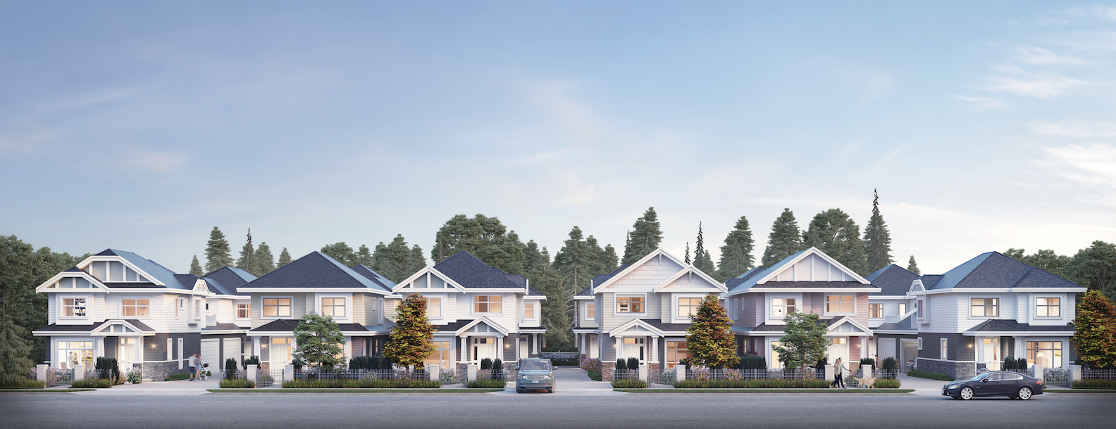 Trillion Townhomes Presale Richmond