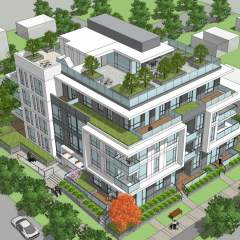 West 41st New development design presale