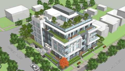 West 41st New Development Design Presale