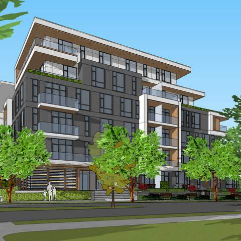 Vancouver Westside New Condos Presale Design