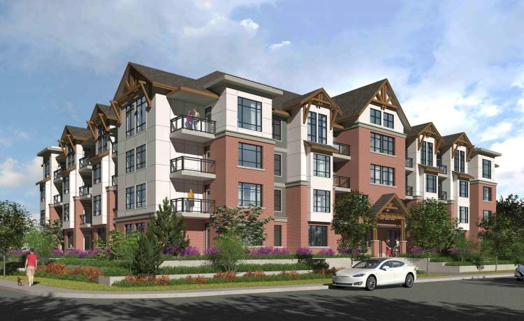 Langley new condos presale design photo