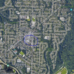 General Map location for listing assignment condo presale