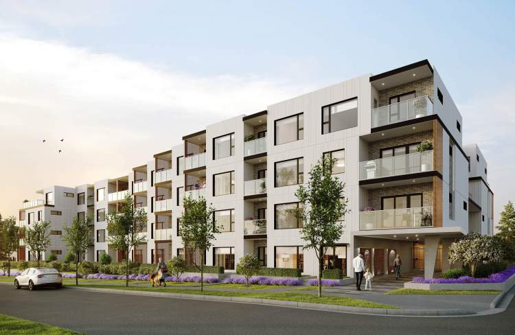 Port Coquitlam New Condos Design Photo