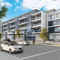 Vancouver Westside New Condos on Dunbar building design