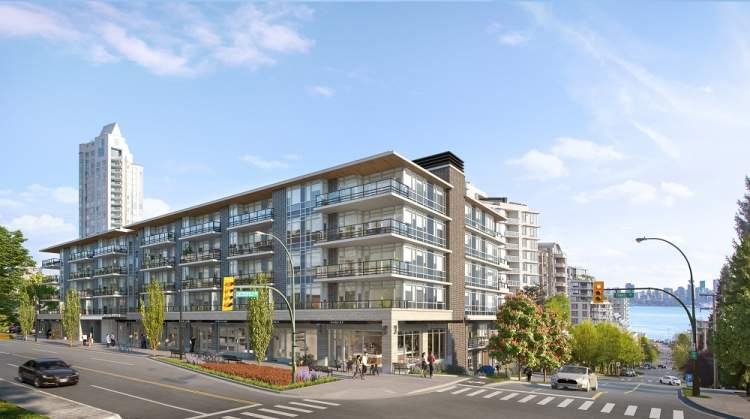 West Third North Vancouver New Development photo