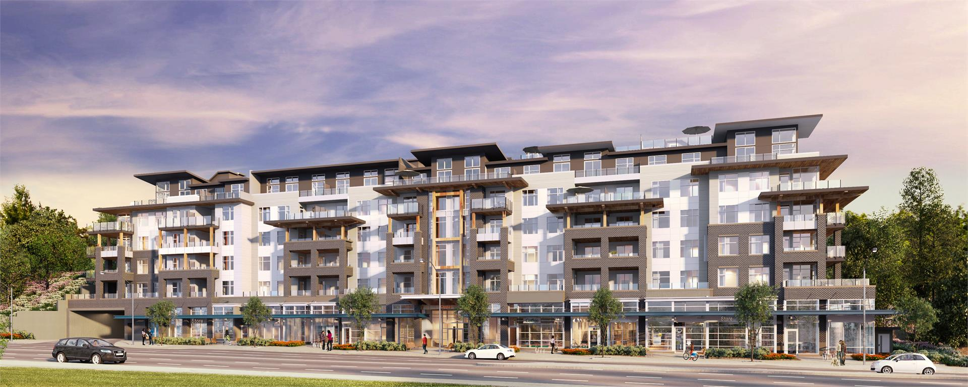 New Development In Port Moody Called Clyde