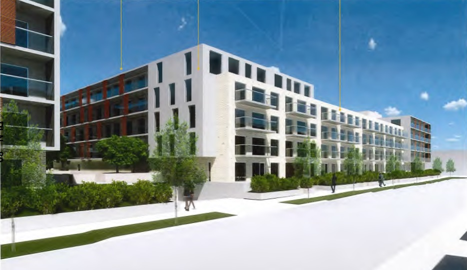 Building Design Of New Development In Richmond Called 9080 Odlin Road