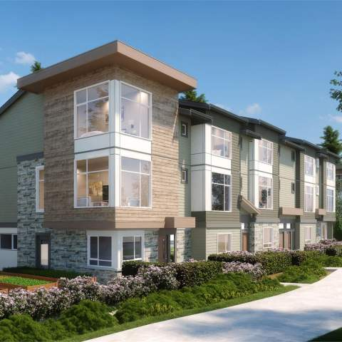 Keystone Townhomes In Langley Photos Of Building Design
