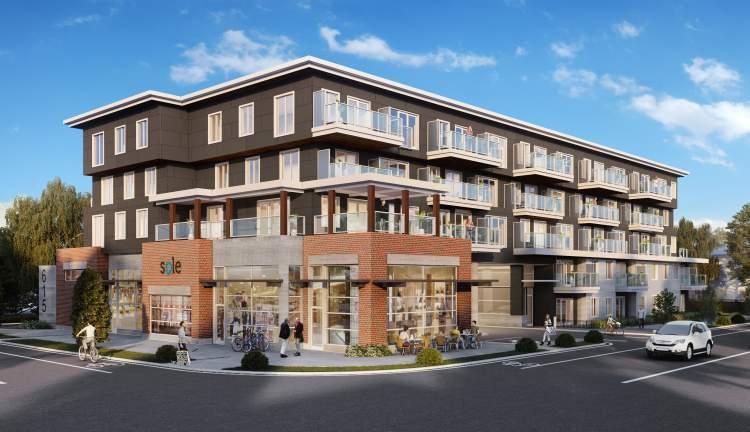 New Kelowna Condos Presale picture of Sole Rutland building design