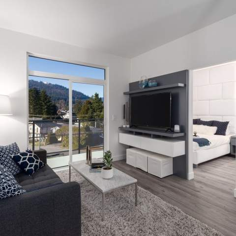 Vista In Coquitlam New Condos Living Room Photo