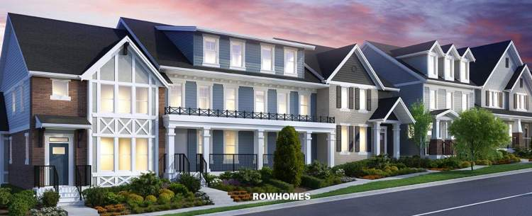Latimer Heights New Homes in Langley house rendering