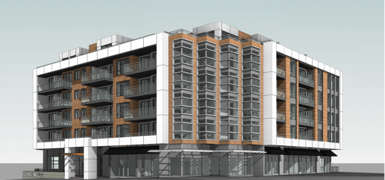 North Vancouver New Condos - photo of new building in Norgate District