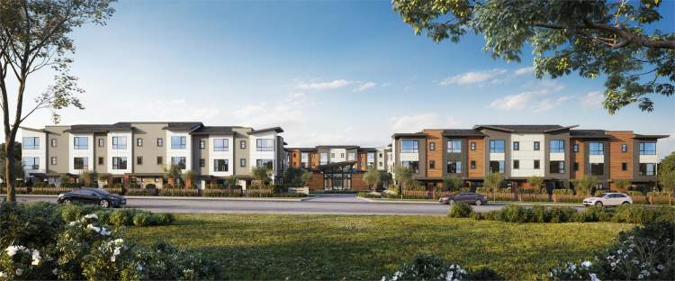 Photo of Verge Townhomes Presale in Langley