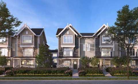 New Maple Ridge Townhouse Development