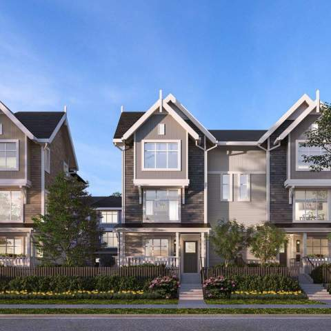 New Maple Ridge Townhouse Development