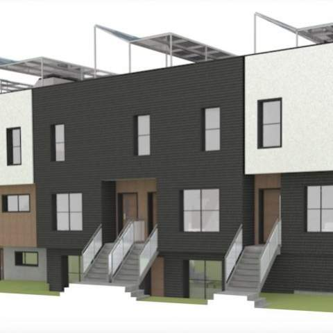 Photo Of New Development On 692 West 29th On Vancouver's West Side