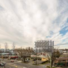 Tresah view of Victoria new condo development