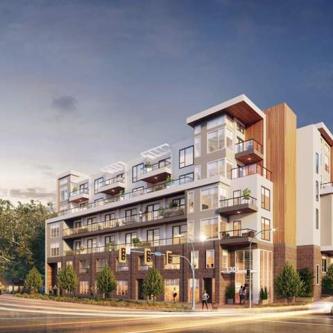 Rendering Of Sparrow Oaklands Victoria