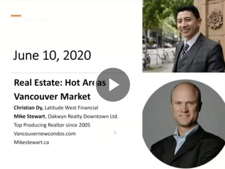 Hot areas to invest Webinar