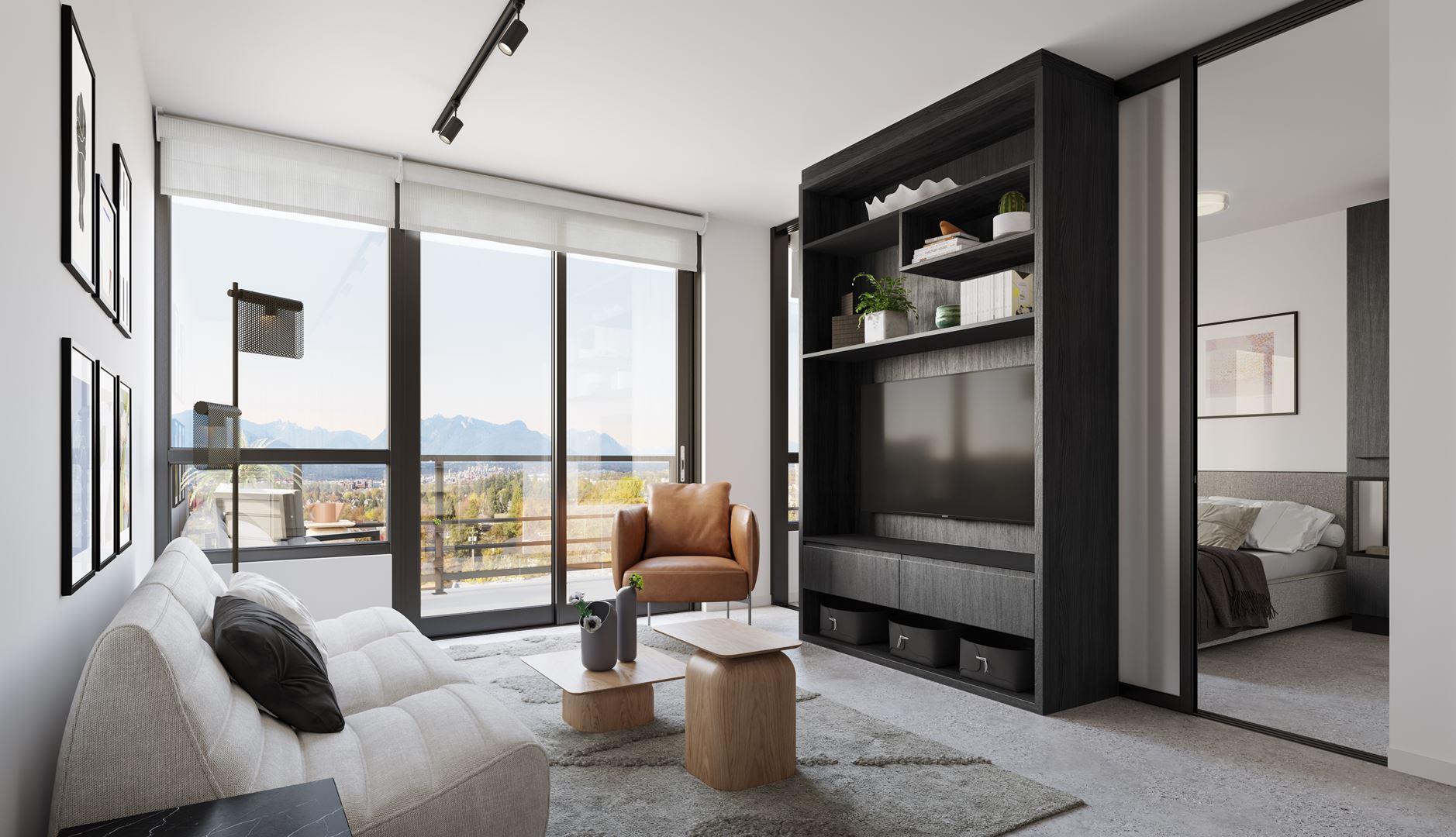 Rendering Of Format Living Room
