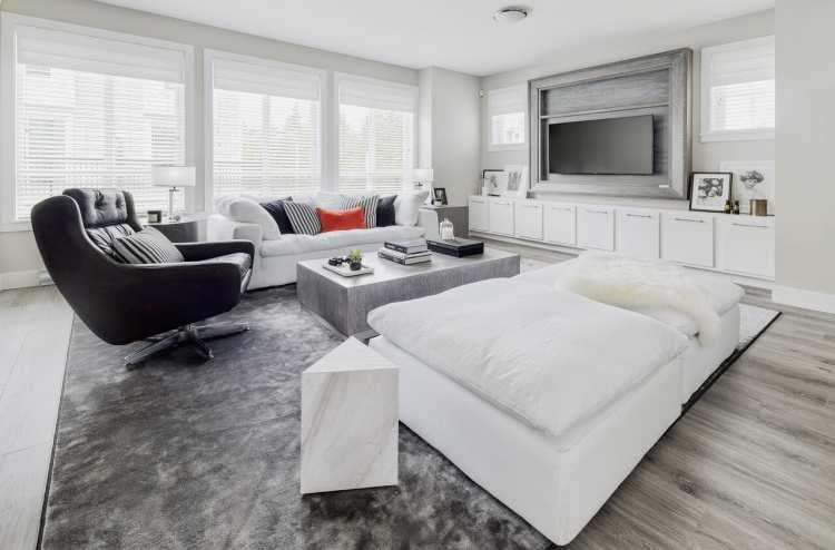 Rendering of Canopy Living Room in Surrey