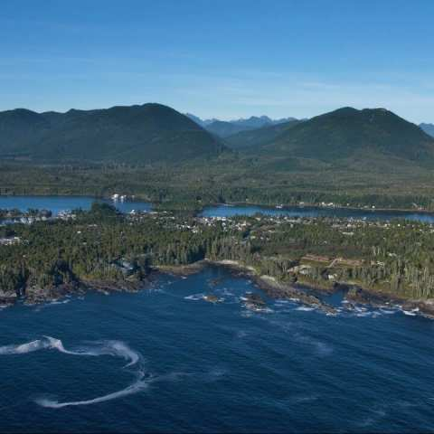 Reef Point Landing   Ucluelet, BC