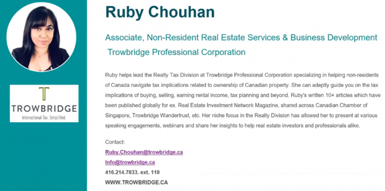 Ruby Chouhan bio