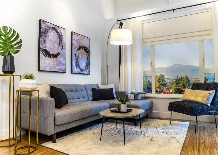 Rendering of Eternity living space by Dimex Group