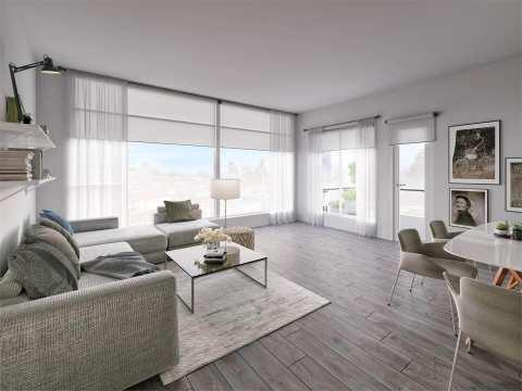 Rendering Of Forte Living Room