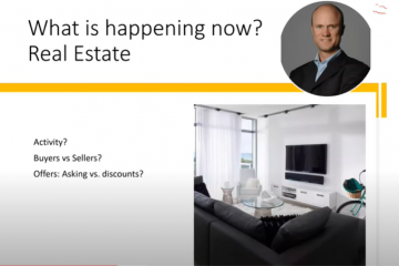Slide of questions - Real Estate