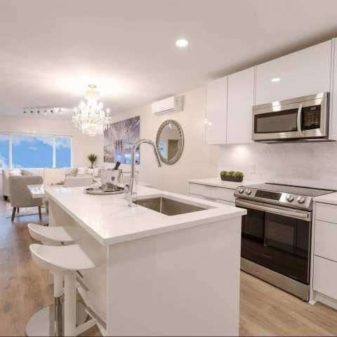 Rendering Of Gateway Living Living Area