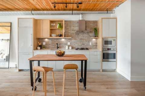 Rendering Of Carleton Living Space Burnaby Heights