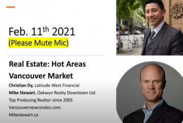Real Estate Hot Areas Vancouver Market Title Card