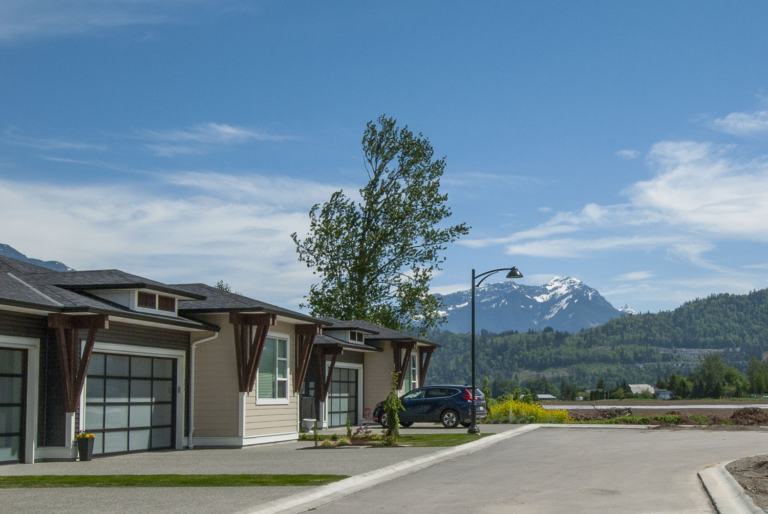 Rendering Of Elysian Village Homes & Mountain View