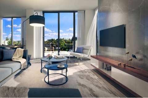 Rendering Of Savoy Living Room